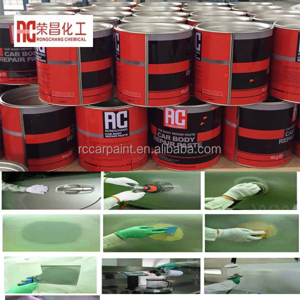 Auto Body Filler Price