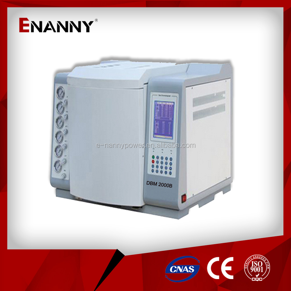 DBM-2000B Engine Oil/touch screen Lightweight transformer oil dissolved gas content analyzer