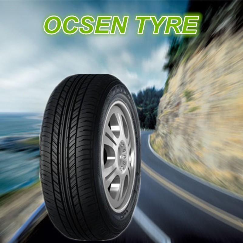 High quality durable 185r14c new and second hand car tires