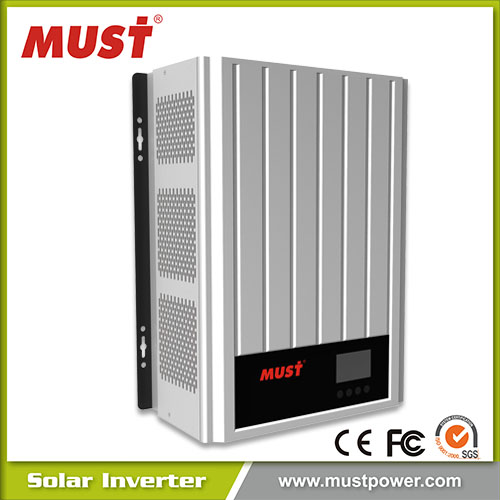 Newest default battery system voltage hybrid solar inverter
