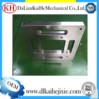 precision casting small metal parts investment CNC lathe machinery kawasaki spare part