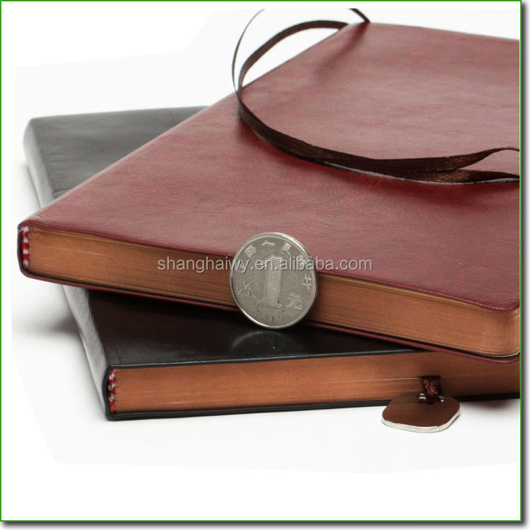 most popular stationery factory eco kraft paper blank notebook