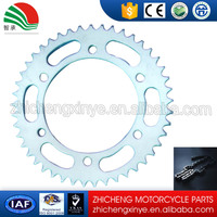 motorcycle chain and sprocket set price
