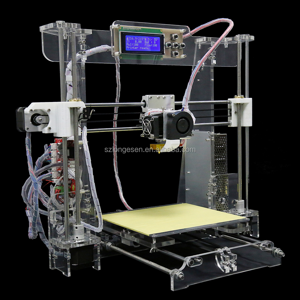 new model 3D Chocolate printing machine / 3D printer