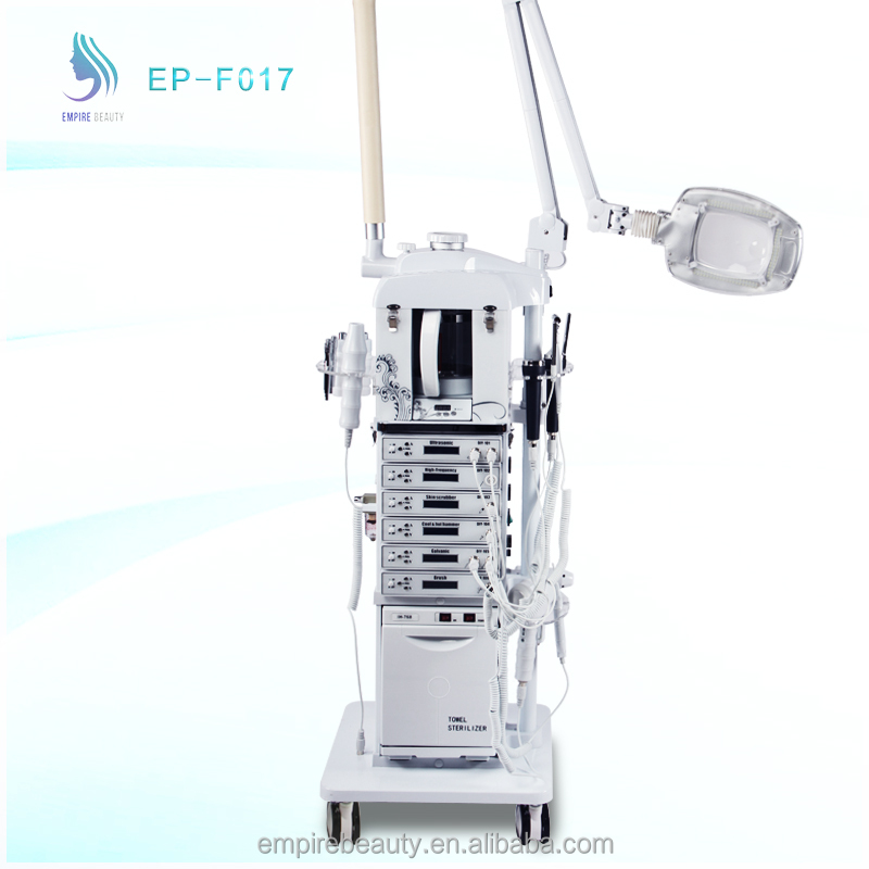 17 in 1 Multifunction Skin Care Machine Beauty Center Equipment