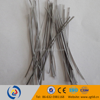 0.3 mm Equivalent Dia pp twisted bundle fiber volume ratio 0.3% asphalt