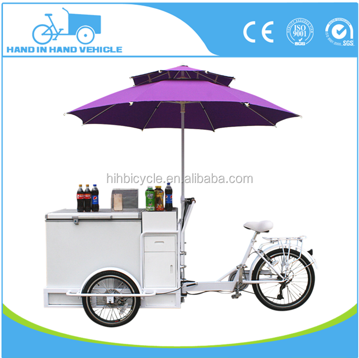 promotional advertising ice cream bike wholesale supplier