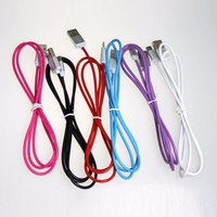 electric cable production line round cable usb data cable power charging date line with alloy mirco usb