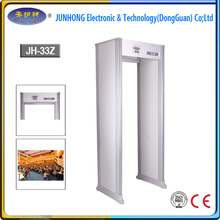 Waterproof Pinpoint Walkthrough Metal Detector Door,Door Metal Gun Detector