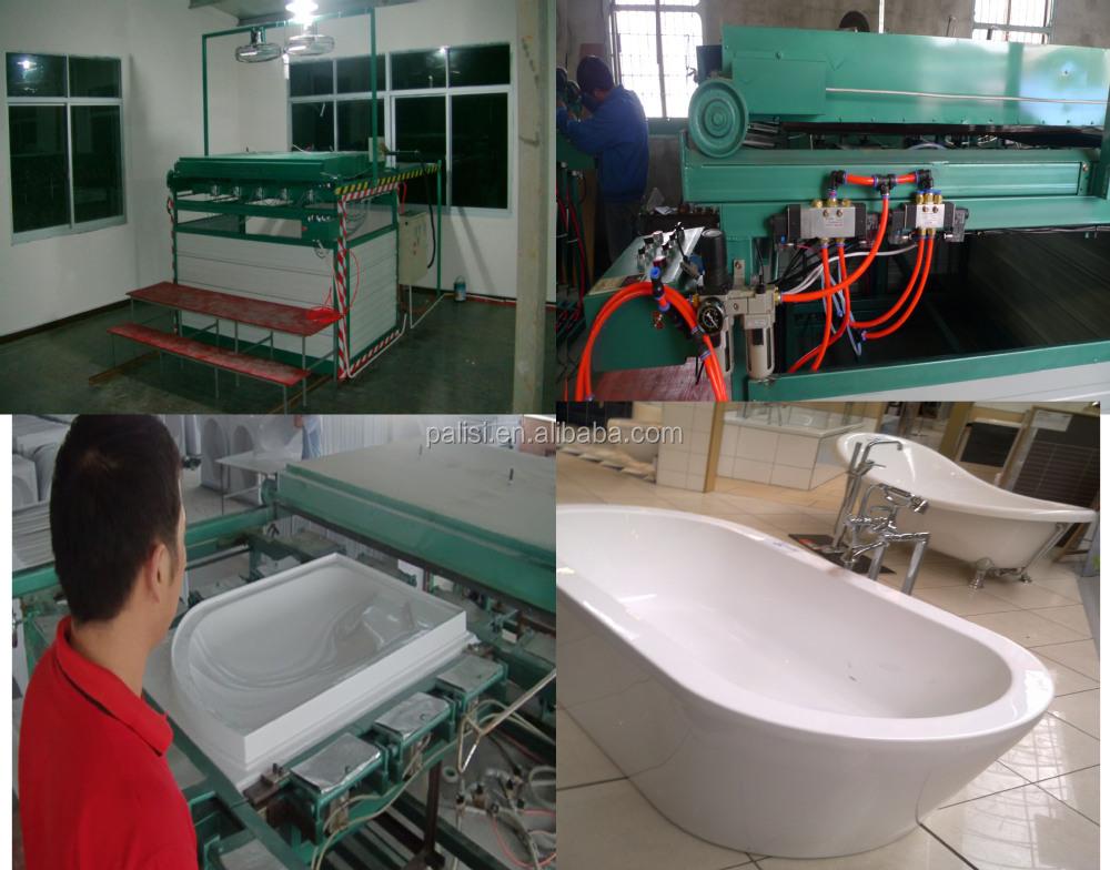 industrial vacuum forming machine