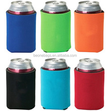 No Lable CustomCheap Pricing Single Beer Cooler Bag Neoprene Can Cooler