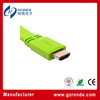 2014 Hot Sale micro hdmi to hdmi 1.4v cableCable tv out hdmi cable ( Fashion Type)