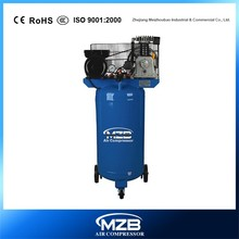 Italy type head 100L 1.5KW 2HP vertical tank air compressor