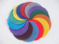 professional manufacturer provides top quality wool felt