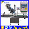 Promotion labeling machine for bottles,flat labeling machine