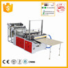 Have Excrllent Processing equipment with two layer four rolls bottom sealing flat bag machine