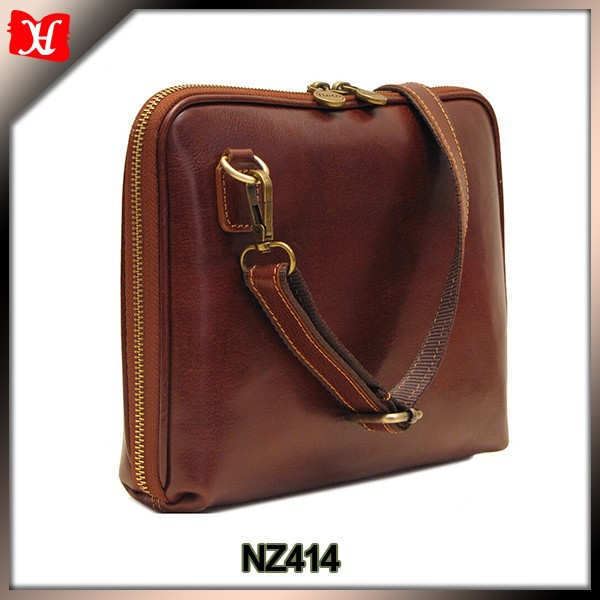 Genuine leather tablet bag China manufacture PU leather Tablet bag Laptop Tablet Sleeve Pouch for men