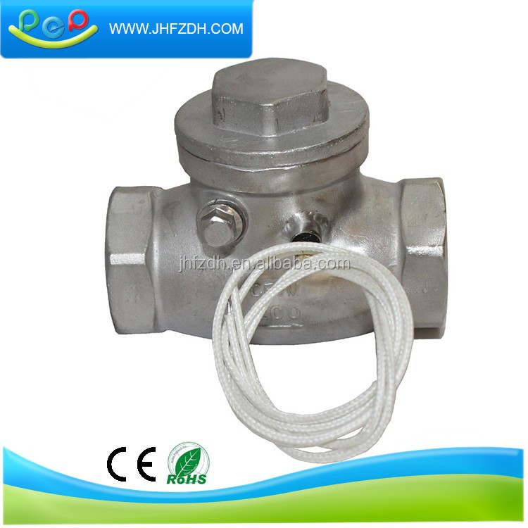 1/2 inch stainless steel swimming pool flow switch