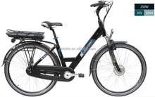 Urban style electric bike for man good quanlity