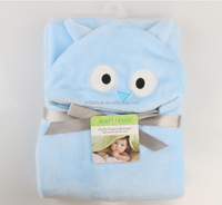 super soft animal shaped baby plush blanket