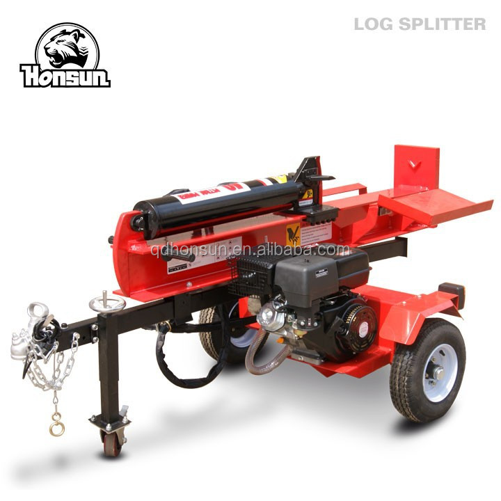 Good quality high-end hot sale Kohler engine fast speed 50 tonne tree cutting machine price