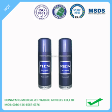 200ml Men deodorant body spray