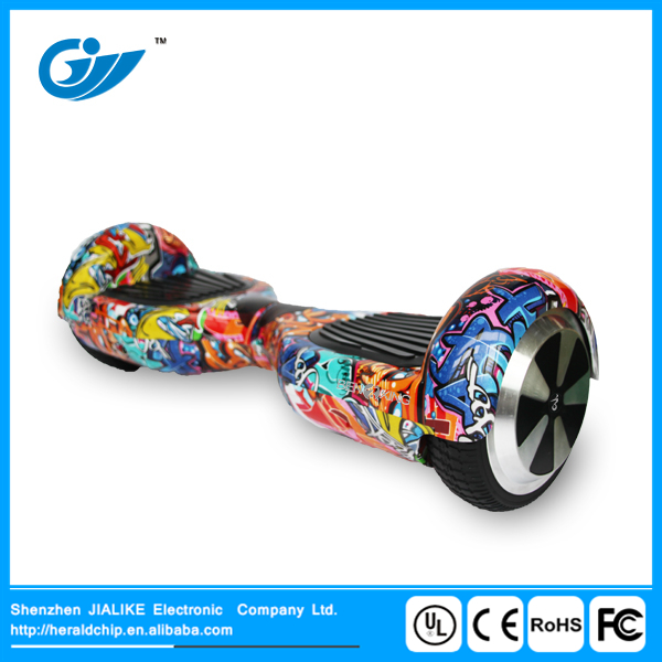 UL2272 Popular fashion for sale customize 6.5inch bluetooth hoverboard