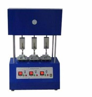 Triaxial key life testing machine