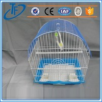 high quality metal wire pet cage , modular pet cages