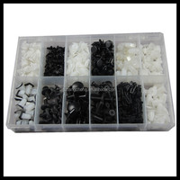 Hardware Assortment Kit 370pc Assorted Insulation Retaining Clips