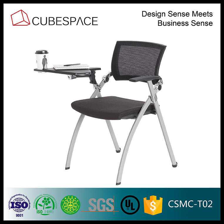 chairs with writing tablet,chair with tablet arm design