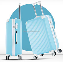 fashion lightweight cheap girls travel suitcase luggage