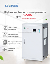 30g 40g 50g adjustable ozone generator for food cold storage room sterilizer