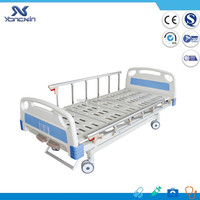 YXZ-C-016 adjustable best selling hospital equipment 2 function hospital beds