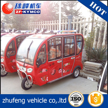 Widely used electric tricycle china eec cabin