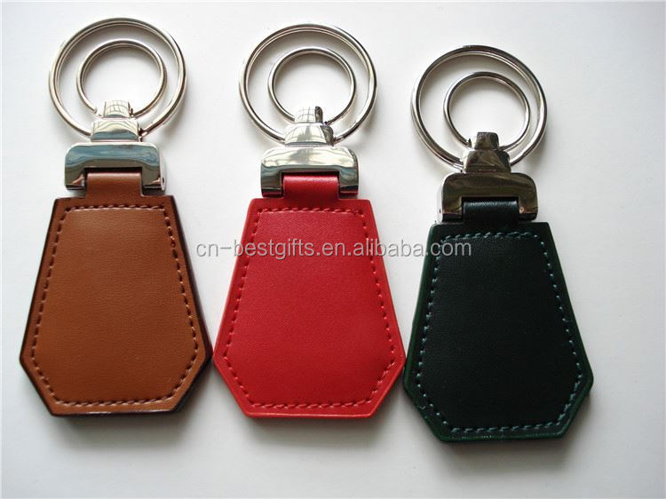 Best Prices Different types car leather key chains with good offer