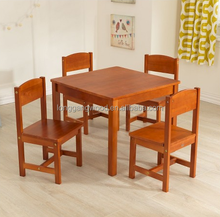 Modern new design cheapest hot sale kids table and chairs clearance/kids dining table and chairs/wooden kids table and chairs