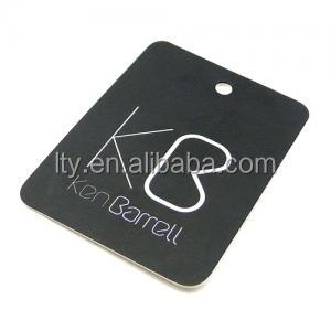 Beautiful customized tags for clothing (M-HT020)
