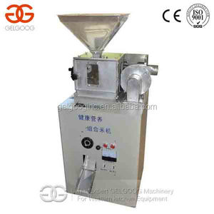 Multifunction Paddy Rice Hulling Peeling Milling Polishing Machine For Sale
