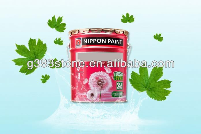 make emulsion paint