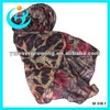 fashion printing lady scarf muffler