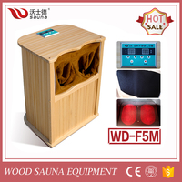 Strong power personal house infrared foot sauna Rehabilitation equipment