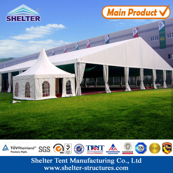 tents yurts and temp homes for sale as Canton Fair tents