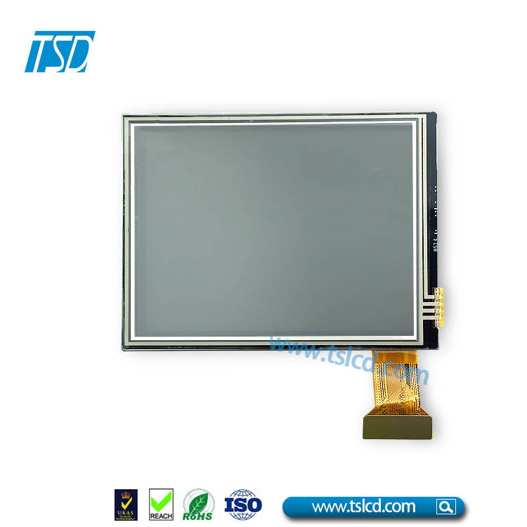 Wholesale Resistive touch screen 240x320 resolution 3.5 inch transflective tft lcd display