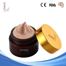 Chinese skin care factory supply private label best natural facial cream oily skin
