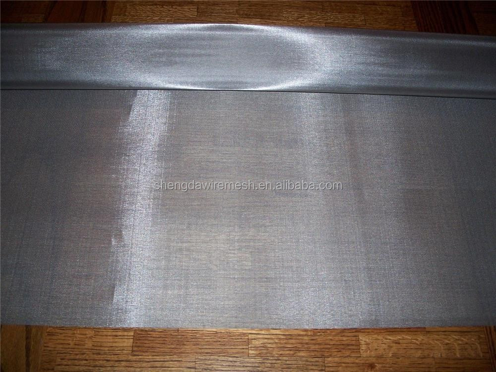 Stainless Steel Hexagonal Pattern Expanded Metal Wire Mesh For Air Filter