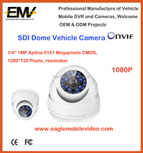 1080P HD-SDI Speed Dome Bus CCTV Camera