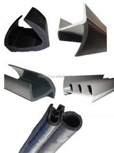 epdm rubber extrusion for door and window seal/extrusion rubber products