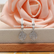 High quality machine grade 925 sterling silver fashion leader jewelry