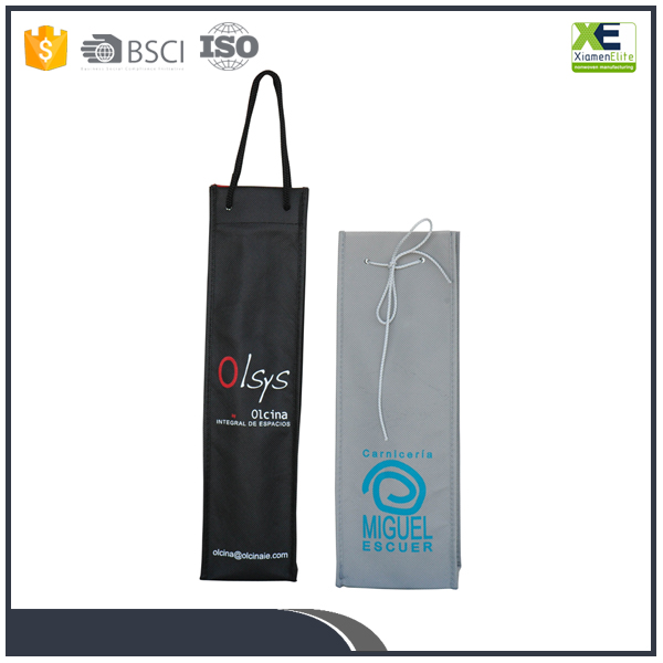 Wholesale Custom Non Woven Wine Travel Bag